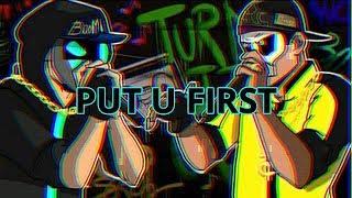 put Ü first (Lyrics) by Bars & Melody ( Animated)