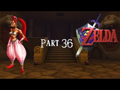 The Legend of Zelda: Ocarina of Time Part 36 - That's The Spirit