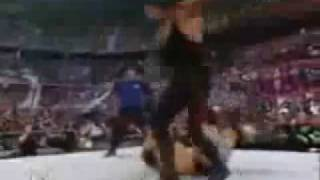 The Undertaker vs Batista (Last Man Standing)  - Unforgiven 2007 Highlights