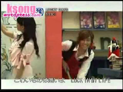 SS501   Lucky Days MV Starring SeungYeon