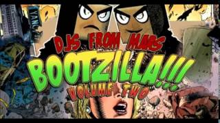 Djs From Mars Bootzilla volume 2
