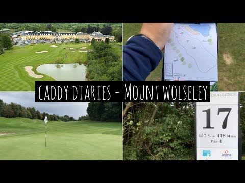 European Challenge Tour Vlog at an interesting course...