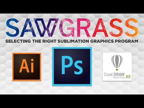 Start A Business Series -  Selecting The Right Sublimation Graphics Program