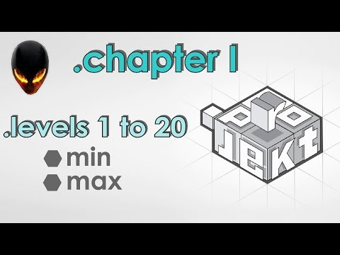 .projekt Chapter 1 Level 1 to 20 Min & Max (Minimal Puzzle Game)