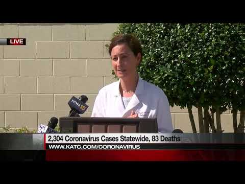 st. Martin Parish confirms 3 deaths from COVID-19