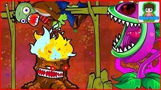 Игра Растения против зомби от Фаника Plants vs zombies 36