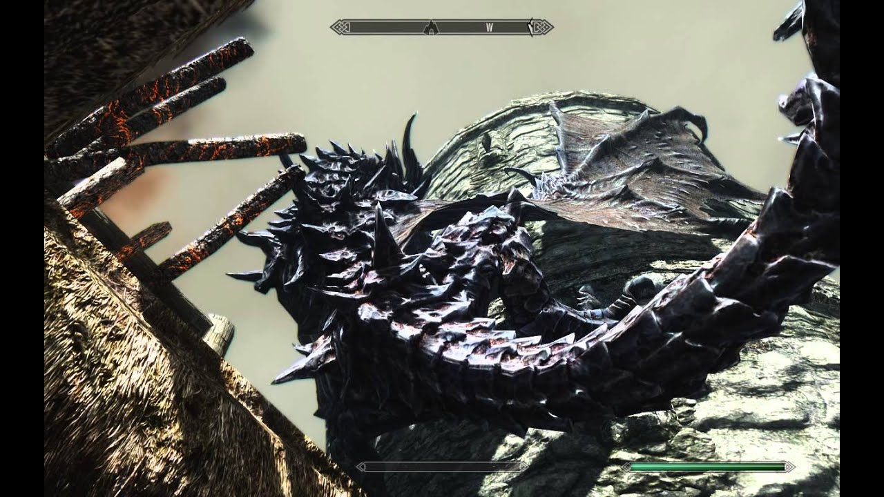 how to avoid killing paarthurnax ps4