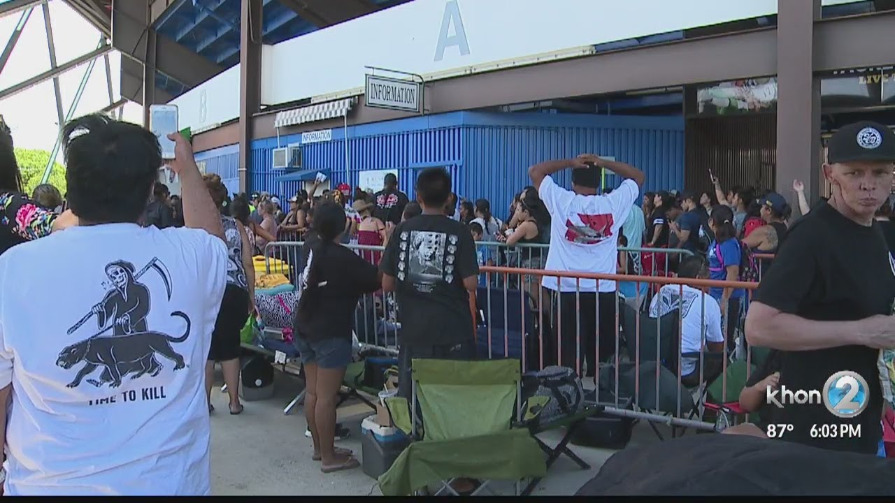Bruno Mars fans frustrated over online process of purchasing tickets to  concert at Aloha Stadium
