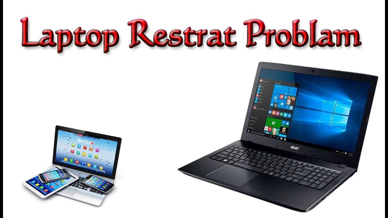 acer laptop reboot problem