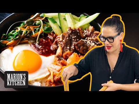 my-easy-korean-beef-rice-bowl-you-can-make-any-night-of-the-week-|-beef-bibimbap-|-marion's-kitchen