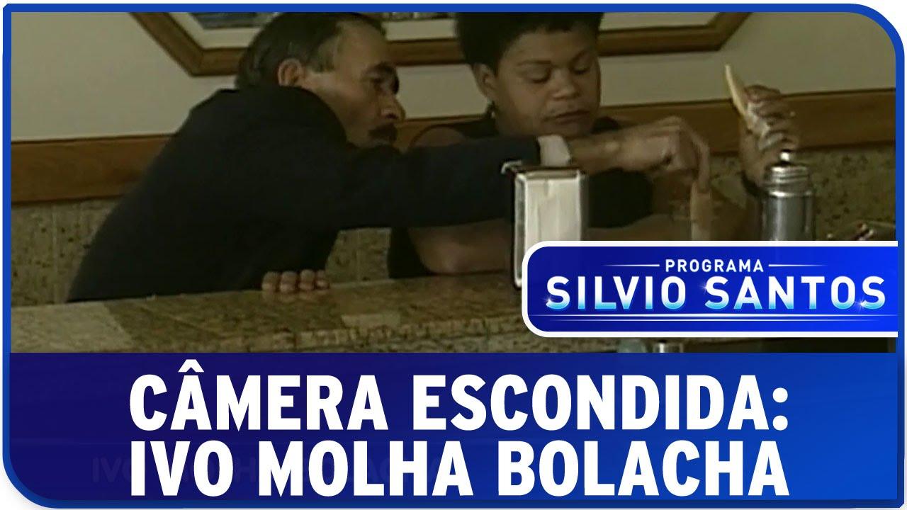 Câmera Escondida: Ivo Molha Bolacha