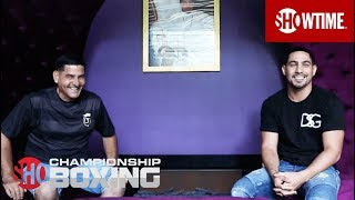 Danny & Angel Garcia on Family Values | SHOWTIME CHAMPIONSHIP BOXING