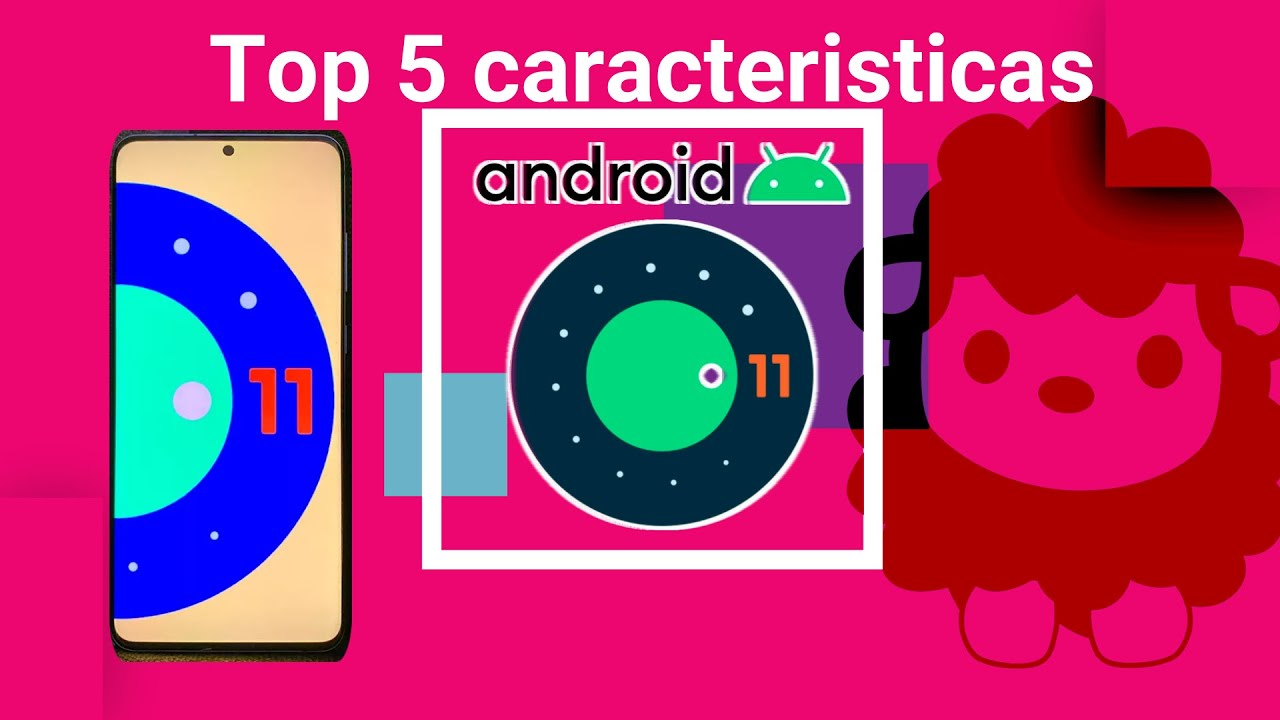 Las mejores características del nuevo ANDROID 11... un nuevo android como no lo habíamos visto antes