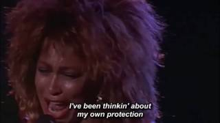 Tina Turner-  Angela Bassett Biography of Tina Turner- -What