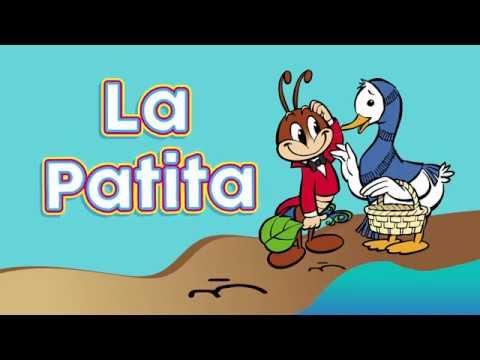Cri-Cri - La Patita (Lyric Video Oficial)