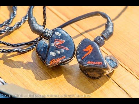 Review: JH Audio Roxanne Custom In-Ear Monitor