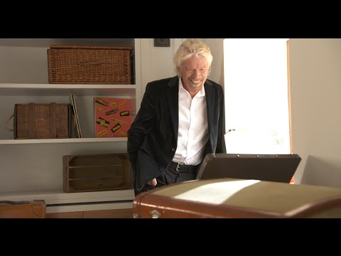 Richard Branson talks the Sex Pistols, Virgin Records and Virgin Money