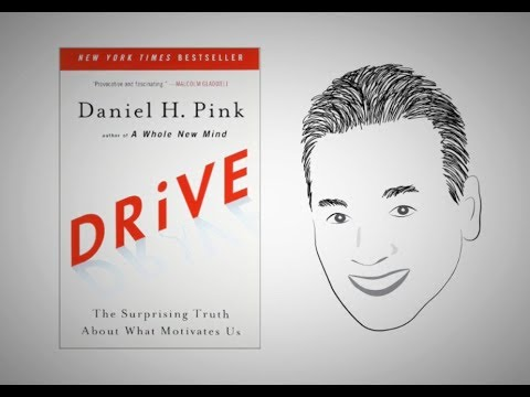 DRIVE by Daniel Pink | Animated Core Message