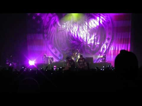 A Day To Remember chile -You Be Tails, I'll Be Sonic- @TEATRO TELETON Full HD