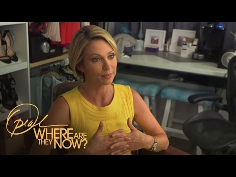 Why Amy Robach Had to Give Up the Dream of Having More Children