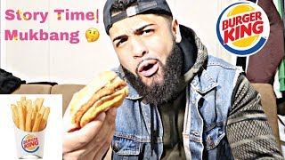 I Fell In Love In A Month?.. StoryTime/Mukbang