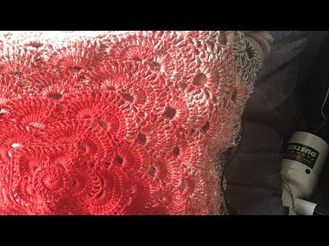 こんにちは😃家で編み物🧶おしゃべりしましょう。