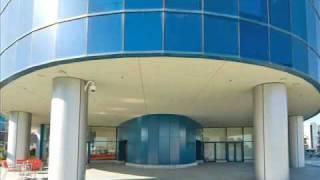 תקרה מחולקת עם לוחות וילה בורד  מגדל סונול רובינשטיין תל אביב