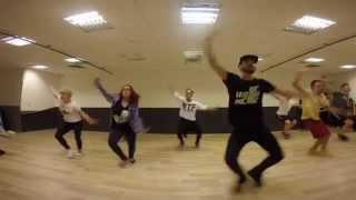 Class Footage ''UZ - Got This'' choreography by : @GaborHartmann