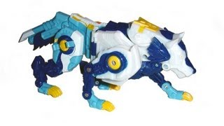 Snarl / Fang Wolf - Transformers Cybertron/Galaxy Force
