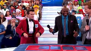 Let's Make A Deal with Wayne Brady: Mark Sipka Dancing & Joking