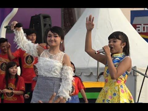 Tasya Rosmala FT Jihan Audy LIVE Inbox Spesial HUT Tasya Rosmala & Cilacap