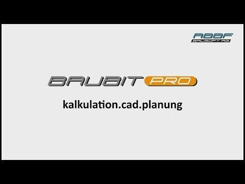 BauBit PRO Bausoftware  Übersicht
