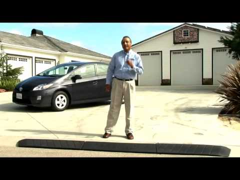 Learn How Bridjit Curb Ramps Can Protect You & Your Car from Rolled Curb  Driveways