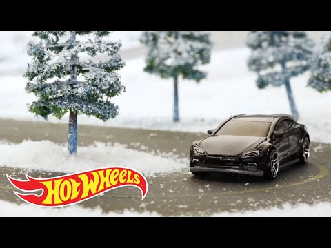 Stop-Motion Compilation Part 1 | Hot Wheels