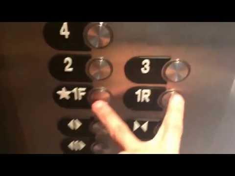 Elevator A Tulane Lakeside Hospital