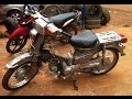 Honda Super Cub 90cc Custom 2004