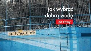 Jaka woda do kawy? Czajnikowy.pl