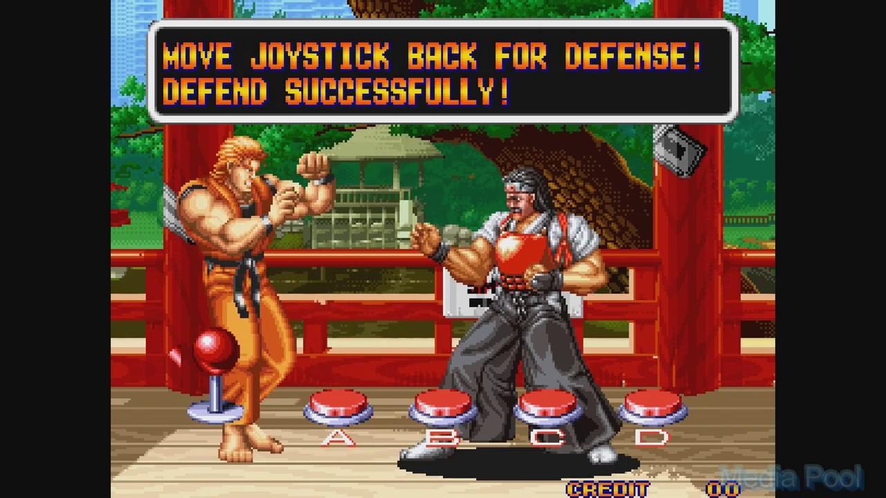 Art Of Fighting Arcade Playthrough Longplay Retro Game Youtube