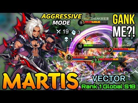Aggressive Mode Martis