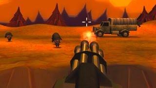 Operation Machine Gun Full Gameplay Walkthrough