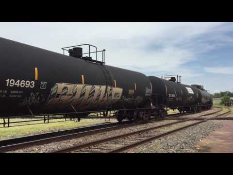 2017-07-29b Union Pacific Ethanol Train