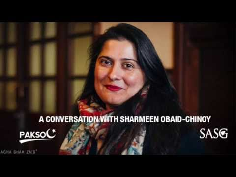 A Conversation with Sharmeen Obaid-Chinoy.