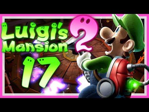 LUIGI&39;S MANSION 2  17 👻 Der Uhrturm schlägt Zwölf • Let&39;s Play Luigi&39;s Mansion 2