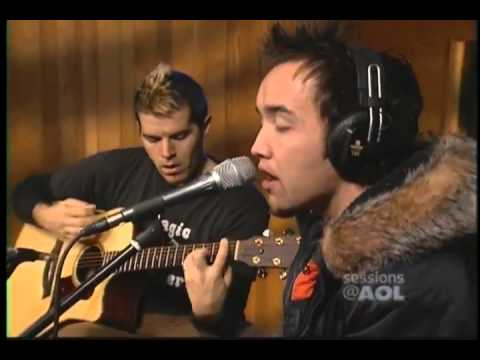 Hoobastank-Out Of control (Acoustic) Sessions@AOL