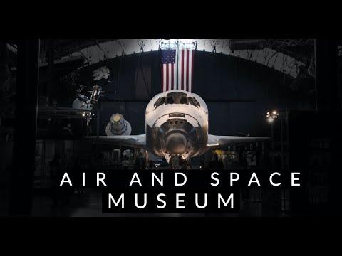 Smithsonian Air and Space Museum Tour – Steven F. Udvar Hazy Center near Washington DC | Virginia