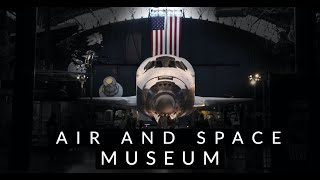Virtual Tour of the Smithsonian Air and Space Museum | Steven Udvar-Hazy Center near Washington DC