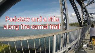 Cornwall, Padstow & the camel trail South West motorhome tour part 5