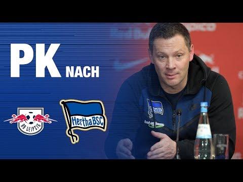 PK NACH LEIPZIG - DARDAI - HASENHUETTL - Hertha BSC - Berlin - 2018 #hahohe