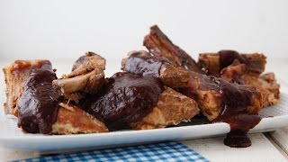 Crock Pot Ribs - Father's Day Recipes - Weelicious