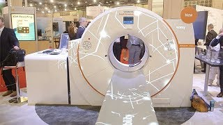 Biograph Vision PET/CT System from Siemens Healthineers at SNMMI 2018